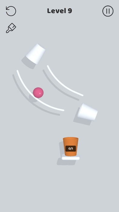 Tricky Cups! screenshot 4
