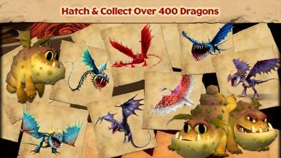 Dragons: Rise of Berk Screenshot on iOS