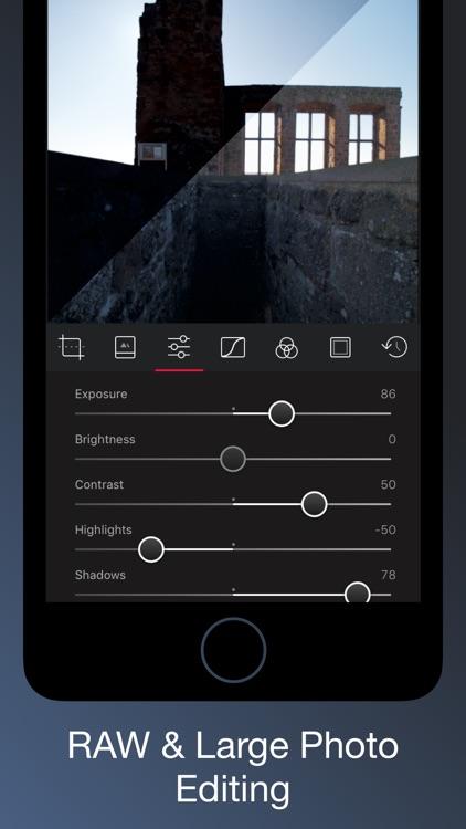 Darkroom – Photo Editor