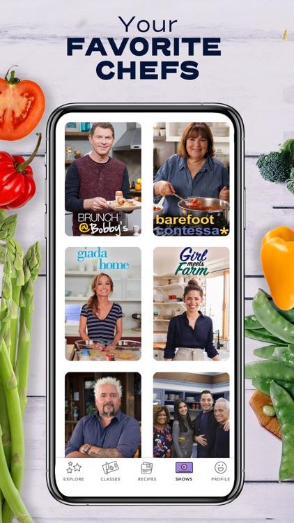 Food Network Kitchen screenshot-5