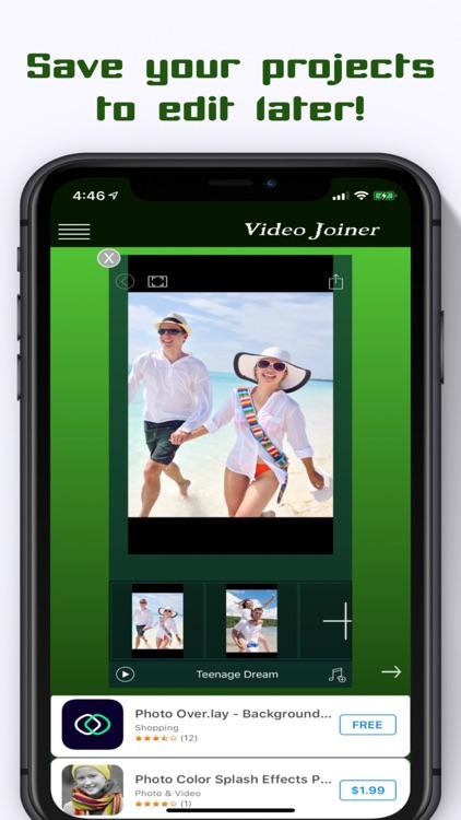 Video Joiner Pro + Slow Motion screenshot-6