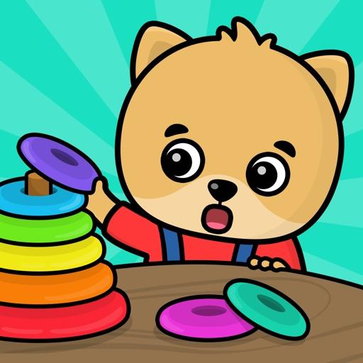 Giochi per bambini di 2 5 anni per arsidian llc for Giochi per bambini di 2 anni