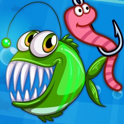 Fishing baby games for toddler