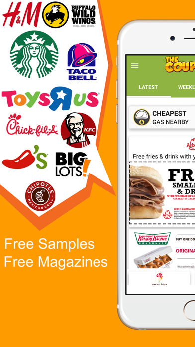 The Coupons App review screenshots