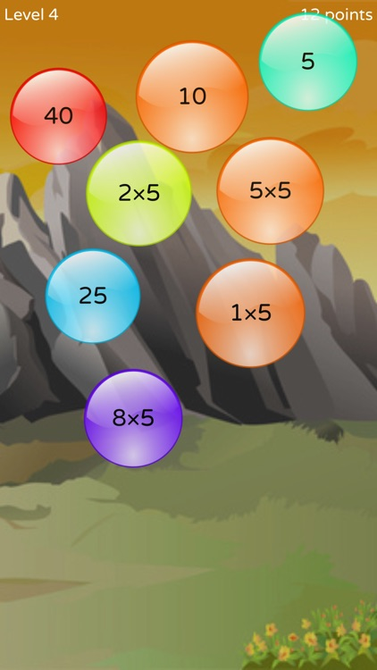 PopMath Original screenshot-3