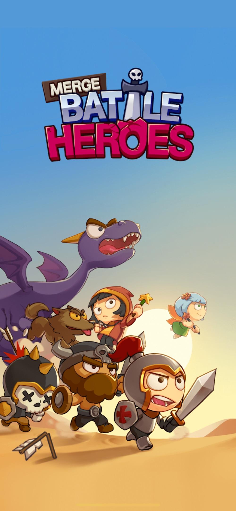 Merge Battle Heroes