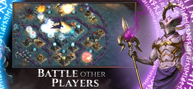 Mod Game Rival Kingdoms: Endless Night for iOS