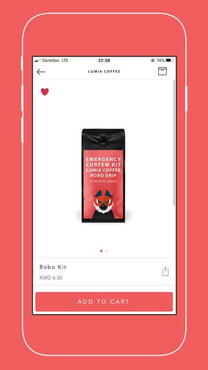 Lumia Coffee screenshot-3