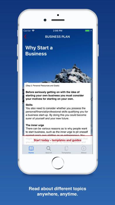 Business Plan For Startups review screenshots