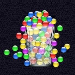 Glass Balls Drop