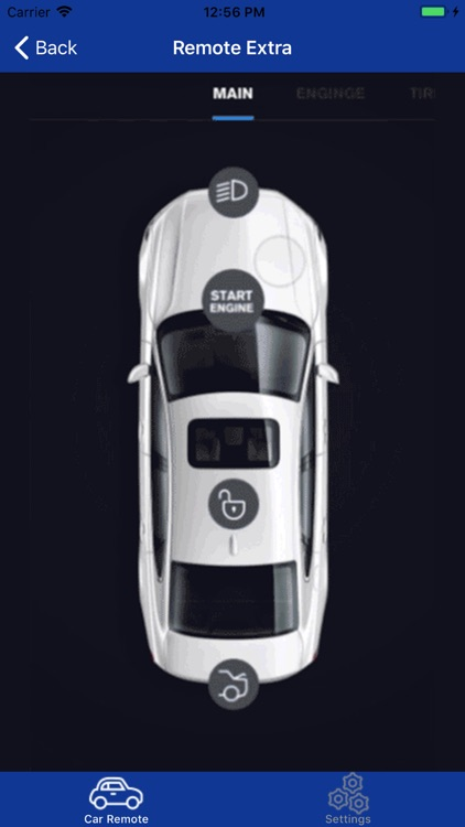 Car Remote Start for Volvo