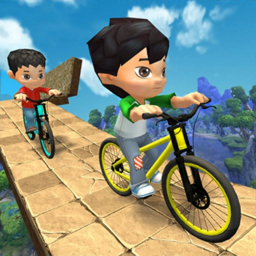 Impossible BMX RIder 3D Game