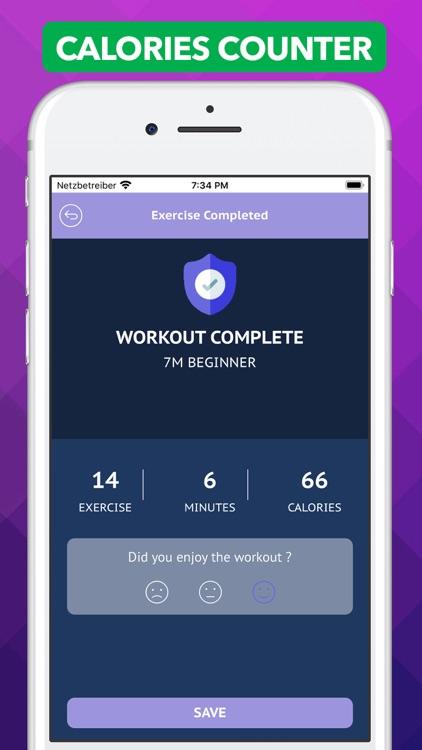 Home Workout Timer for Women screenshot-4