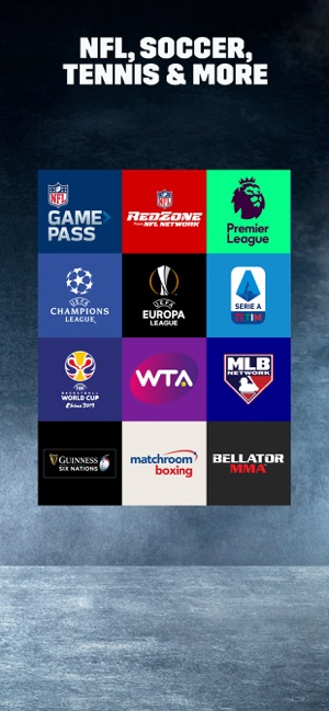 DAZN Live Sports Streaming on the App Store
