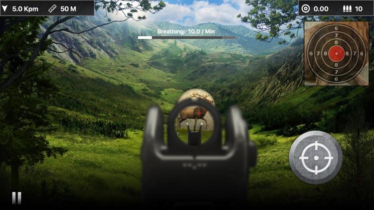 Deer Target Shooting screenshot-4