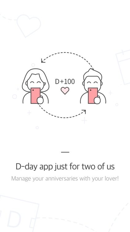 Chu-day : countdown for couple