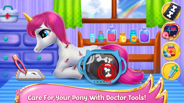 Coco Pony - My Dream Pet screenshot-4