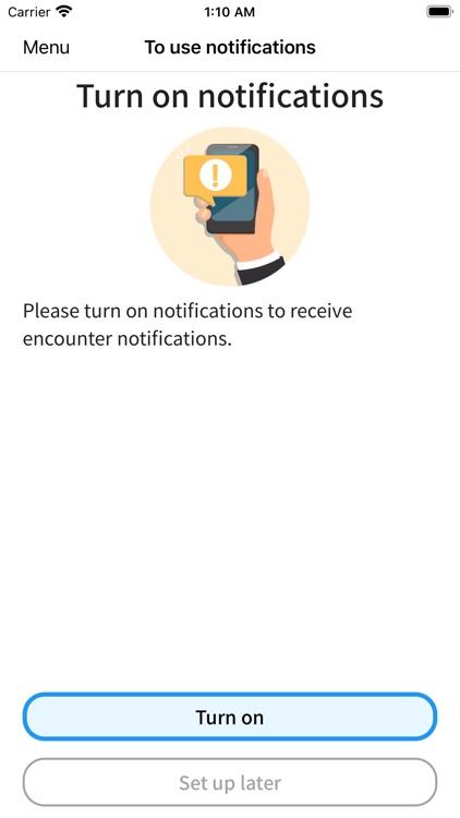 COCOA - COVID-19 Contact App screenshot-5