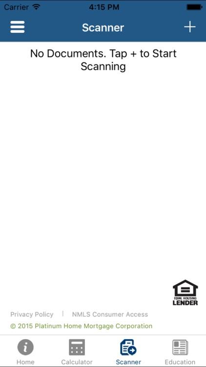 Platinum Home Mortgage (PHMC) screenshot-4