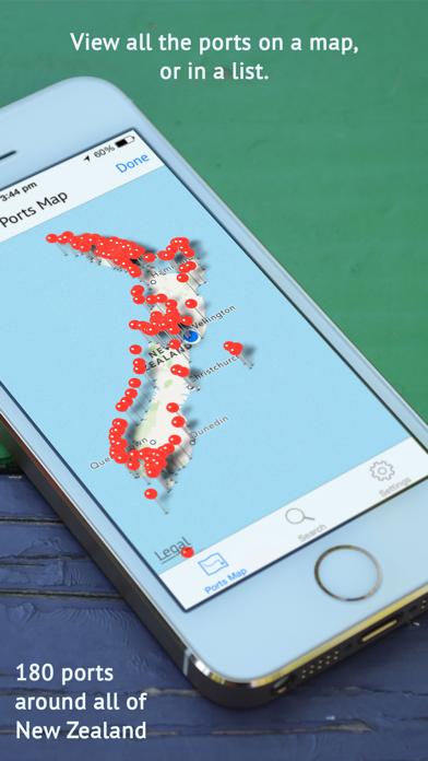 Tides NZ Screenshots