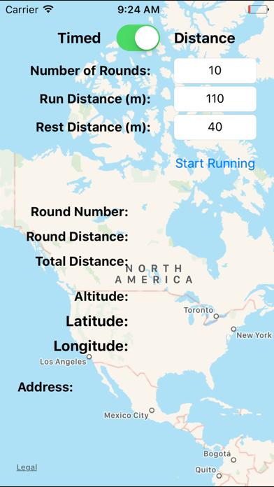 Distance Interval Trainerのおすすめ画像2