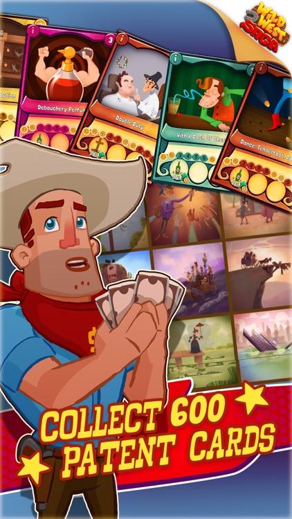 Wild West: Idle Tycoon Clicker screenshot-4