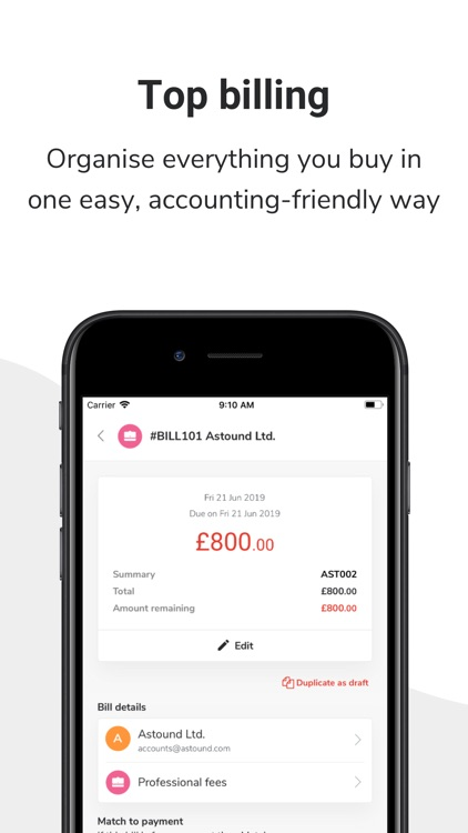 Countingup Business Banking screenshot-7
