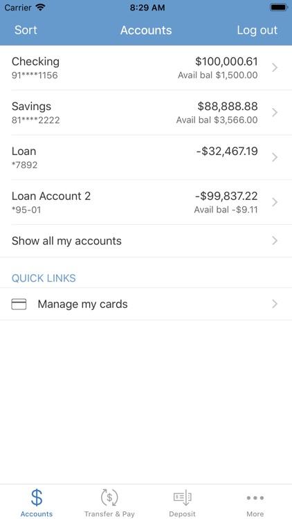 FirstCapital Bank Mobile Money