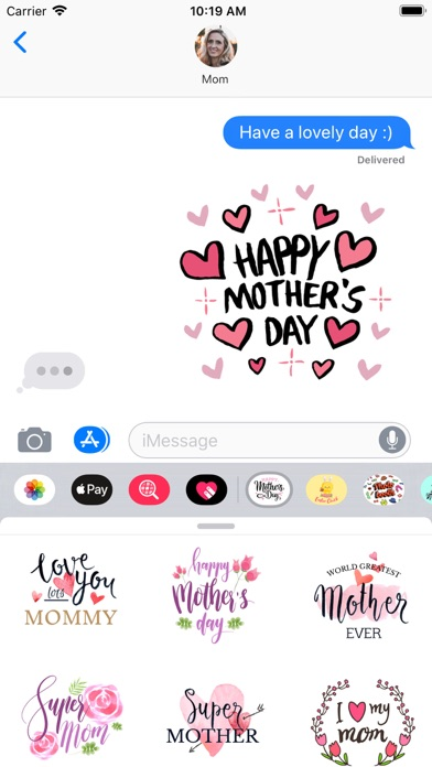 Mothers Day 2019 screenshot 1