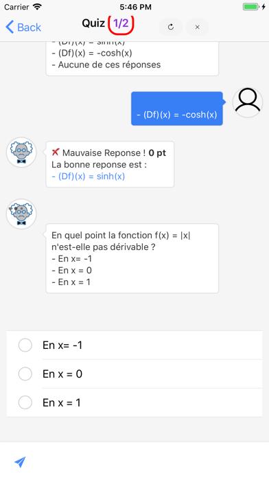 Cours de Maths screenshot 5
