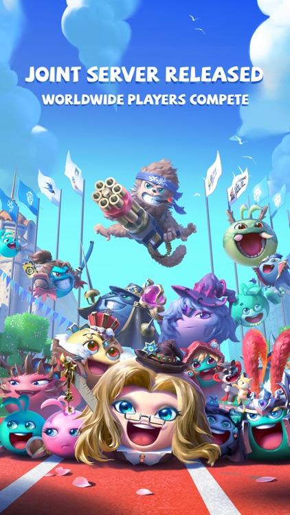Gumballs & Dungeons(G&D) screenshot-0