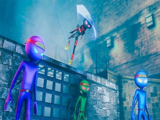 Stickman Shadow Ninja Assassin screenshot 5