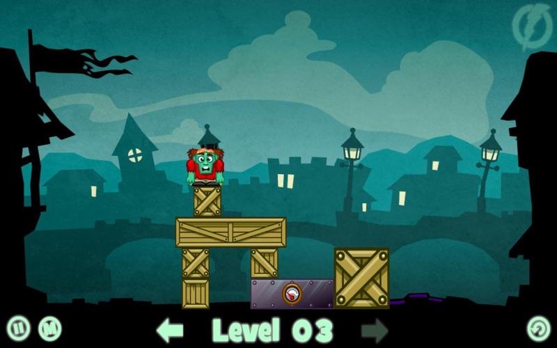 Drop The Zombie screenshot 2