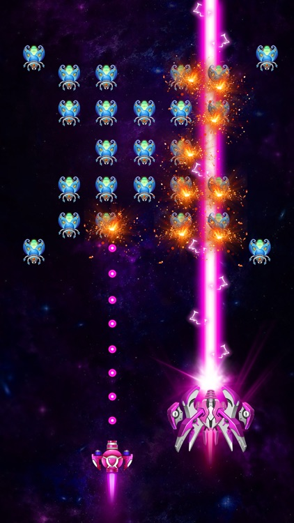 Galaxy Attack: Space Shooter screenshot-8