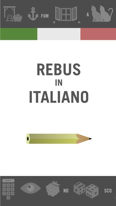 Rebus in italiano screenshot 1