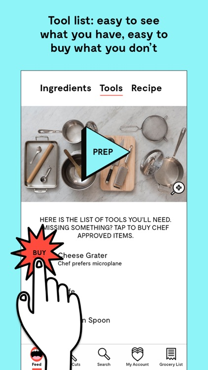 Project Foodie: Guided Cooking screenshot-3