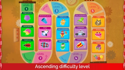 Toddler Games: puzzles, shapes screenshot two