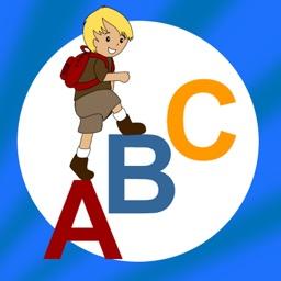 Alphabet ABC flash cards