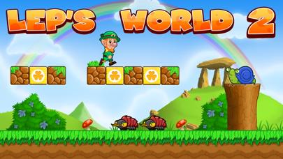 Lep's World 2 - ジャンプしてゲームを実行する ScreenShot0