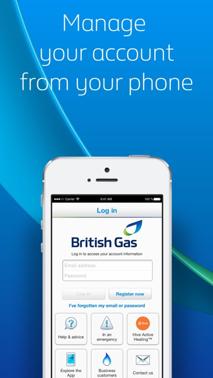 British Gas Pay As You Go screenshot-0