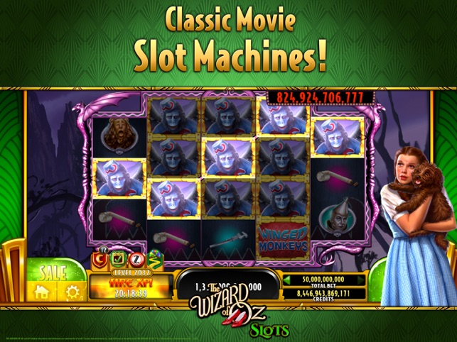 Wizard Of Oz Slots For Pc