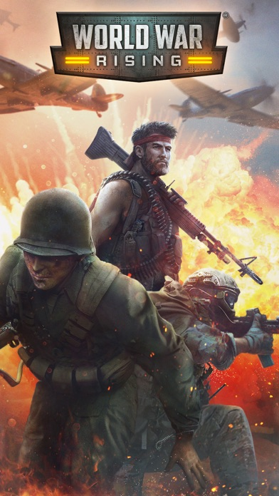 World War Rising for windows pc