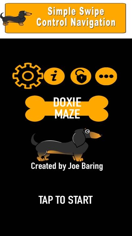 Dachshund Maze Game Doxie Game screenshot-4