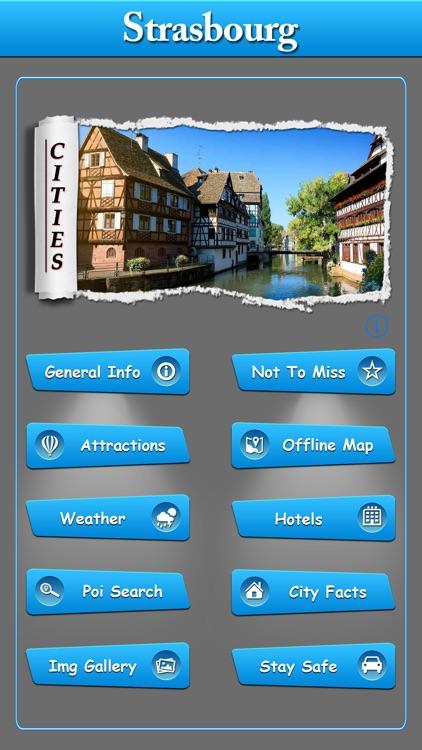 Strasbourg Offline Explorer