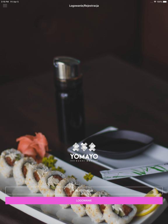 Yomayo Sushi Bar Siedlce screenshot 14