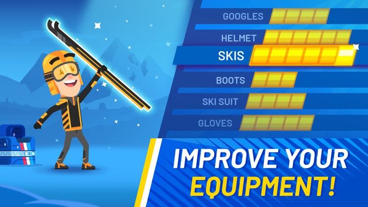 Ski Jump Challenge screenshot-4