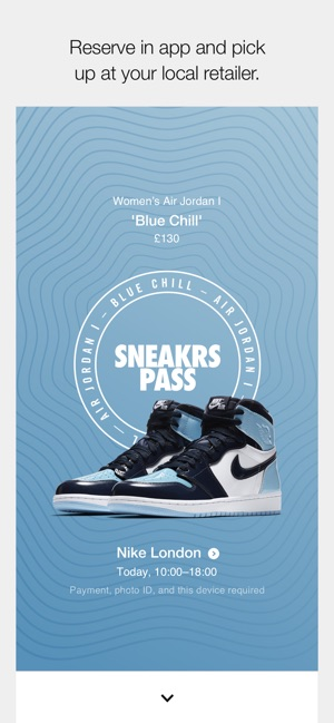Nike SNEAKRS on the App Store