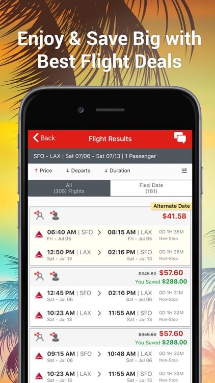FlyEx - The Best Flight Deals