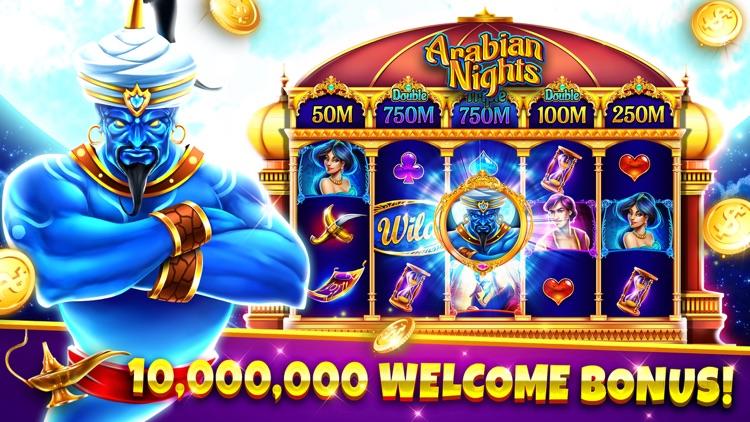Clubillion™: casino slots game screenshot-0