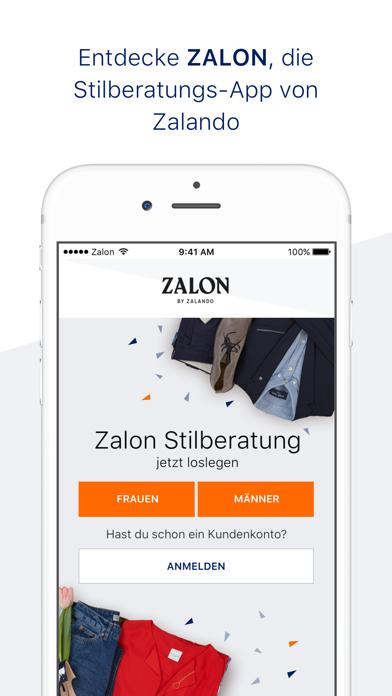 12fd6e32cc4c3d Zalon – Stilberatung & Mode für PC - Windows 10,8,7 (Deutsch ...